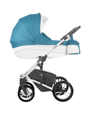 Детская универсальная коляска 2в1 Bebetto Tito